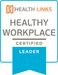 Certified Healthy Workplace™ Leader