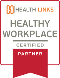 Certified Healthy Workplace™ Partner
